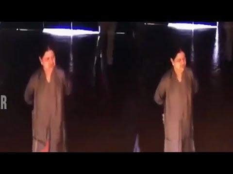 Sasikala Jail Secret Video leaked | Video grab shows special treatment to Sasikala