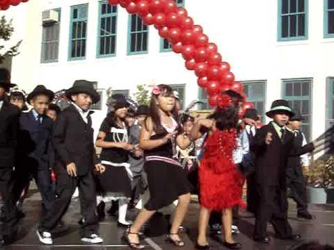 Cahuenga Elementary School 100th Aniversary... Charleston