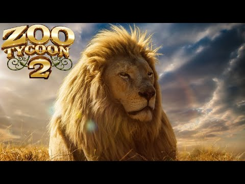 Zoo Tycoon 2: African Lion Exhibit Speed Build 2