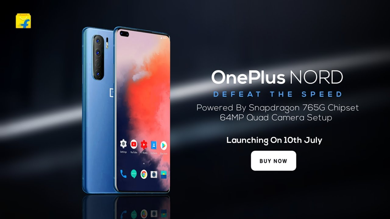 OnePlus Nord 5G - Price, Specs, Launch Date In India