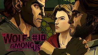 HOTEL OPEN ARMS | The Wolf Among Us #10 - Episode 2 - SMOKE & MIRRORS