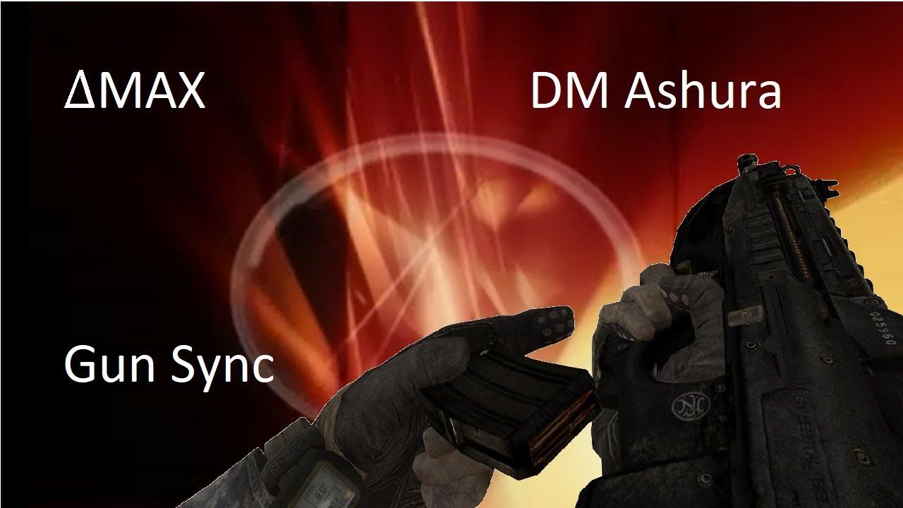 #COTS Submission Gun Sync - DeltaMAX