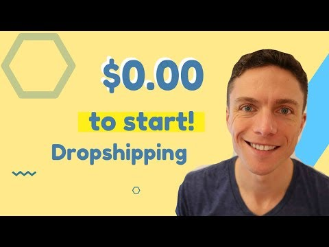 How to start Dropshipping (for $0.00) in 2019 thumbnail