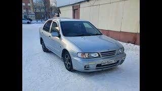 Nissan Pulsar 1999г | БУ авто до 100 тыс. рублей