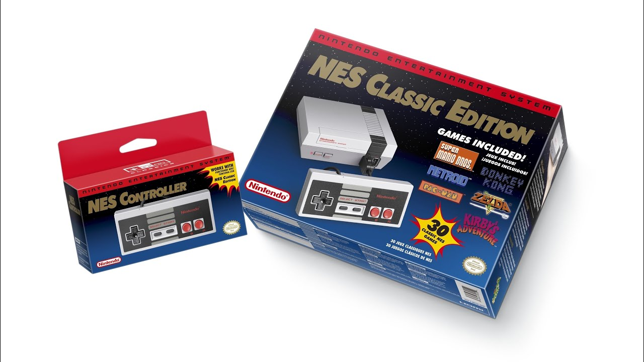 NES Classic Restock 1st in Line Nintendo NY Unboxing WARNING M Rated