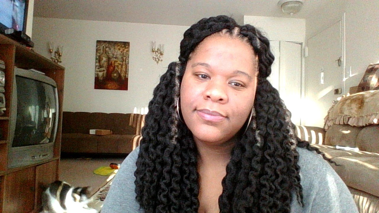 Diy Crochet Box Braids : ... Pression Cuevana Twist Out 18 Crochet / Latch Hook Braids - YouTube