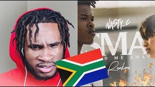 NASTY C SMA (VOL.1) FT ROWLENE | REACTION VIDEO