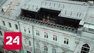 Московские чердаки массово переделывают в мансарды - Россия 24