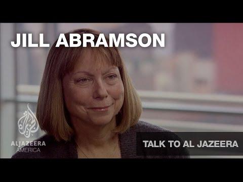 Jill Abramson - Talk To Al Jazeera