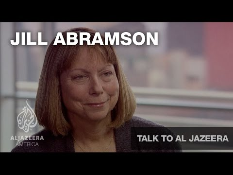 Jill Abramson - Talk To Al Jazeera - YouTube