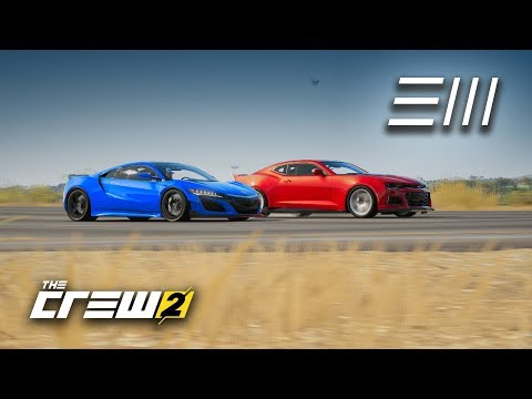 The Crew 2 - Racing to the Mexican Border   Giveaway Winners!  