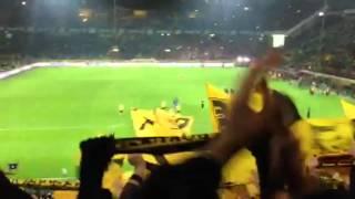 Und wenn du das Spiel verlierst... Borussia Dortmund - Baye