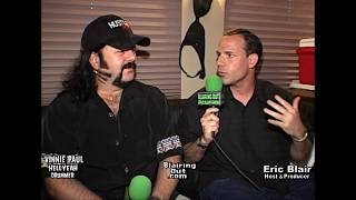 Pantera Vinnie Paul & Eric Blair talk Phil Anselmo 2004