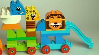 LEGO® Duplo 10863 - Мой первый парад животных