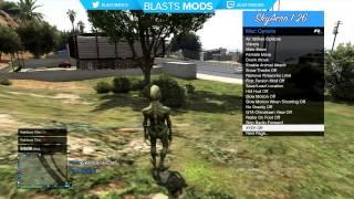 GTA V SkyAcro Mod Menu TU26