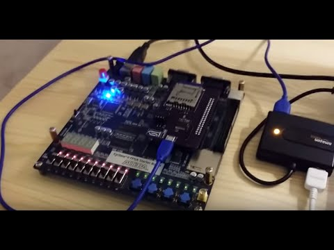 Homemade 32-bit CPU and OS - Part 1 of 2