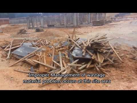Capstone IDP UiTM - Waste Management on Construction