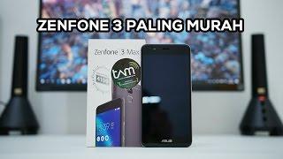 Unboxing Asus Zenfone 3 Max Indonesia - Penampilan Naik, Power Turun