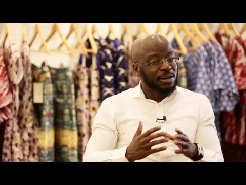 African Fashion Opportunity- WEF Africa 2016
