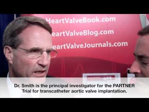 Percutaneous Aortic Valve Replacement & Valve Repair with Dr. Craig Smith