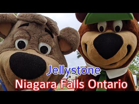 Arrived At Jellystone In Niagara Falls Ontario