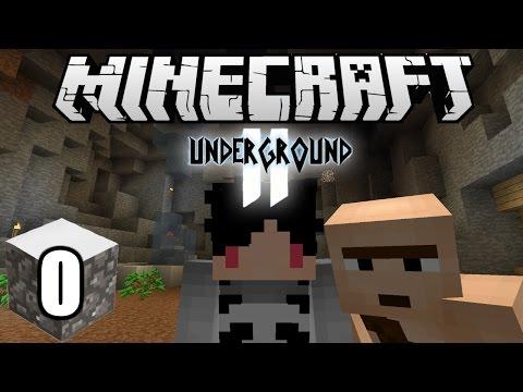 Minecraft Indonesia - Underground 2 : Petualangan Bawah Tanah! (0)
