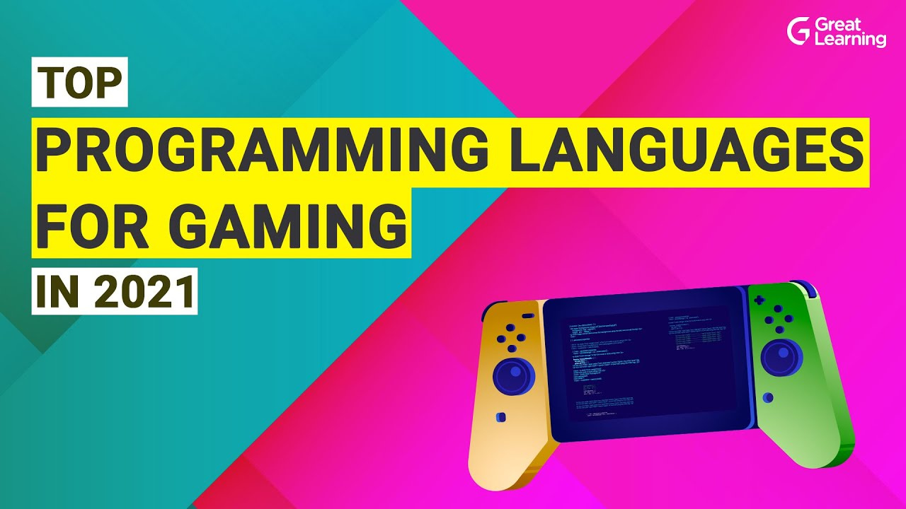 Top Programming Languages For Gaming In 2021 | Best Game Development Language