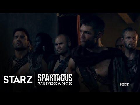 spartacus saison 2 vengeance streaming