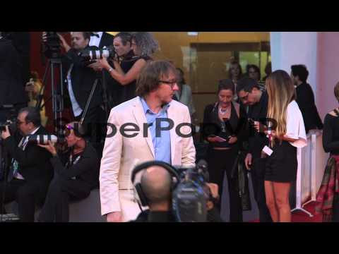David Thewlis at 'The Zero Theorem' Red Carpet on 9/2/201...
