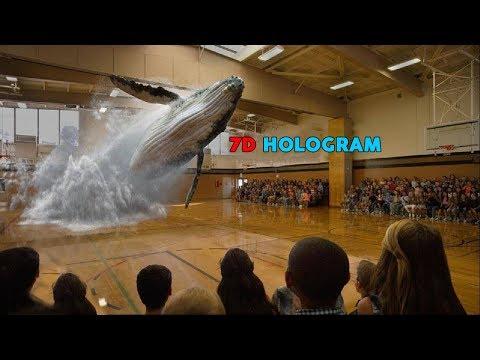 Gerçek Gibi! İşte Şu Ana Kadar Tasarlanmış En Havalı 5 Hologram