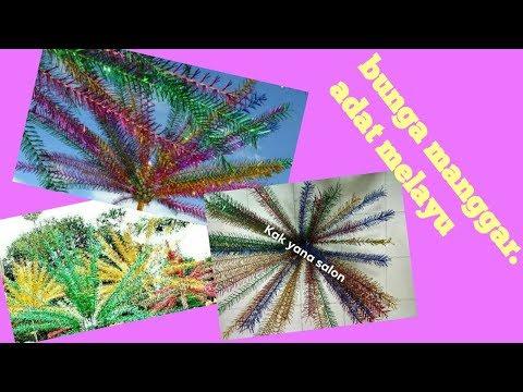 Cara Membuat Bunga Kelapa Dari Kertas Krep Free Top Tipis