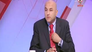 أحمد عبدالمقصود: بعض وسائل الإعلام تريد افتعال أزمات بنادى الزمالك - زملكاوى