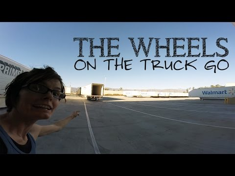 The Wheels on the Truck Go 02-09-16