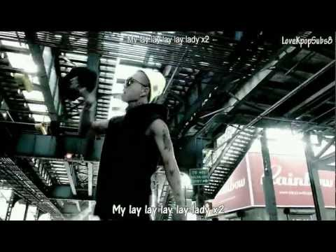 Big Bang - Bad Boy MV [English subs + Romanization + Hangul] HD