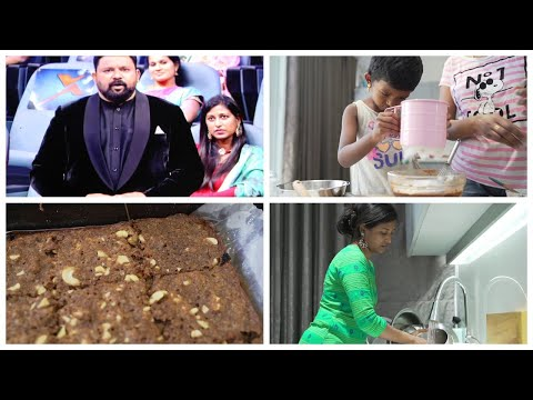 Guess who are back Neeya naana vlog pictures Fudgy brownie recipe Christmas cake recipe