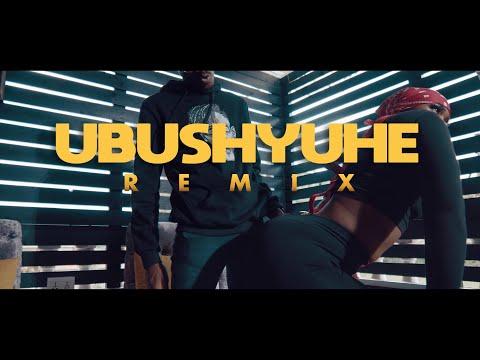 Deejay Pius - UBUSHYUHE Remix feat Marina, Rosa Ree & A Pass
