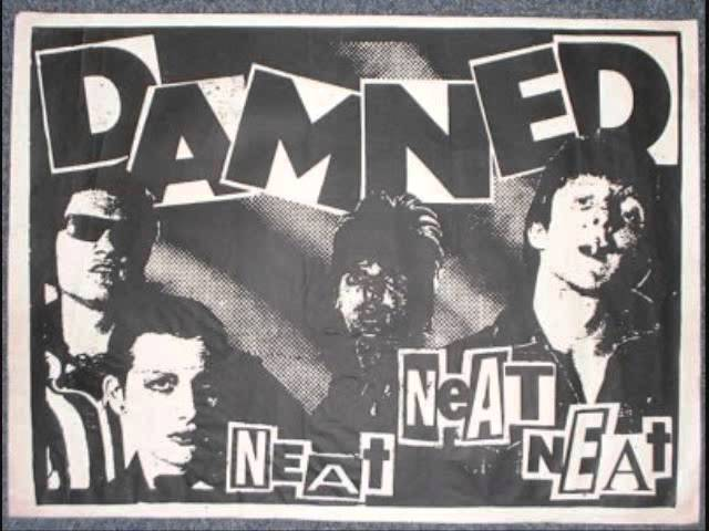The Damned - Jet Boy Jet Girl