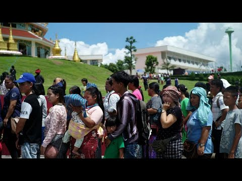حادثة فتية الكهف أخرجت مشكلة -البدون- في تايلاند إلى العلن…  - 15:21-2018 / 7 / 15