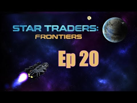 [20] Friends with the Enemy : Star Traders Frontiers