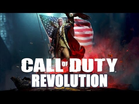 New Call of Duty Game - Call of Duty: Revolution (Call of Duty 1776 Idea)