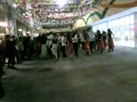 Dança Circular 1ºB (ETEC OSASCO 2)