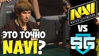 🔴NaVI В МАТЧЕ НА ВЫЛЕТ С МИНОРА | NaVI vs SG Starladder Minor