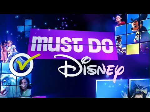 Must Do Disney with Stacey 2015 July | HD Direct Capture | Highest Quality