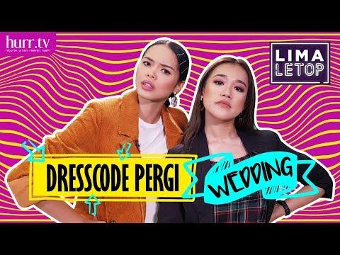 LimaLeTop! | Dress Code Pergi Wedding