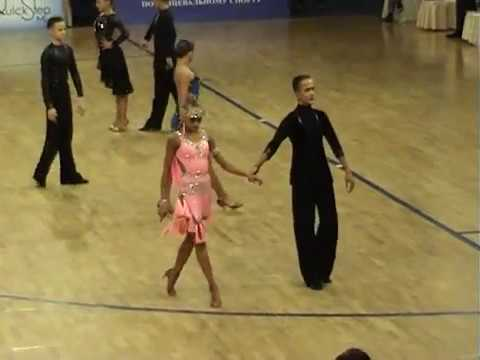 German Pugachev & Ariadna Tishova, Rumba, Final, Junior II Open Latin, Moscow Championship - 2016