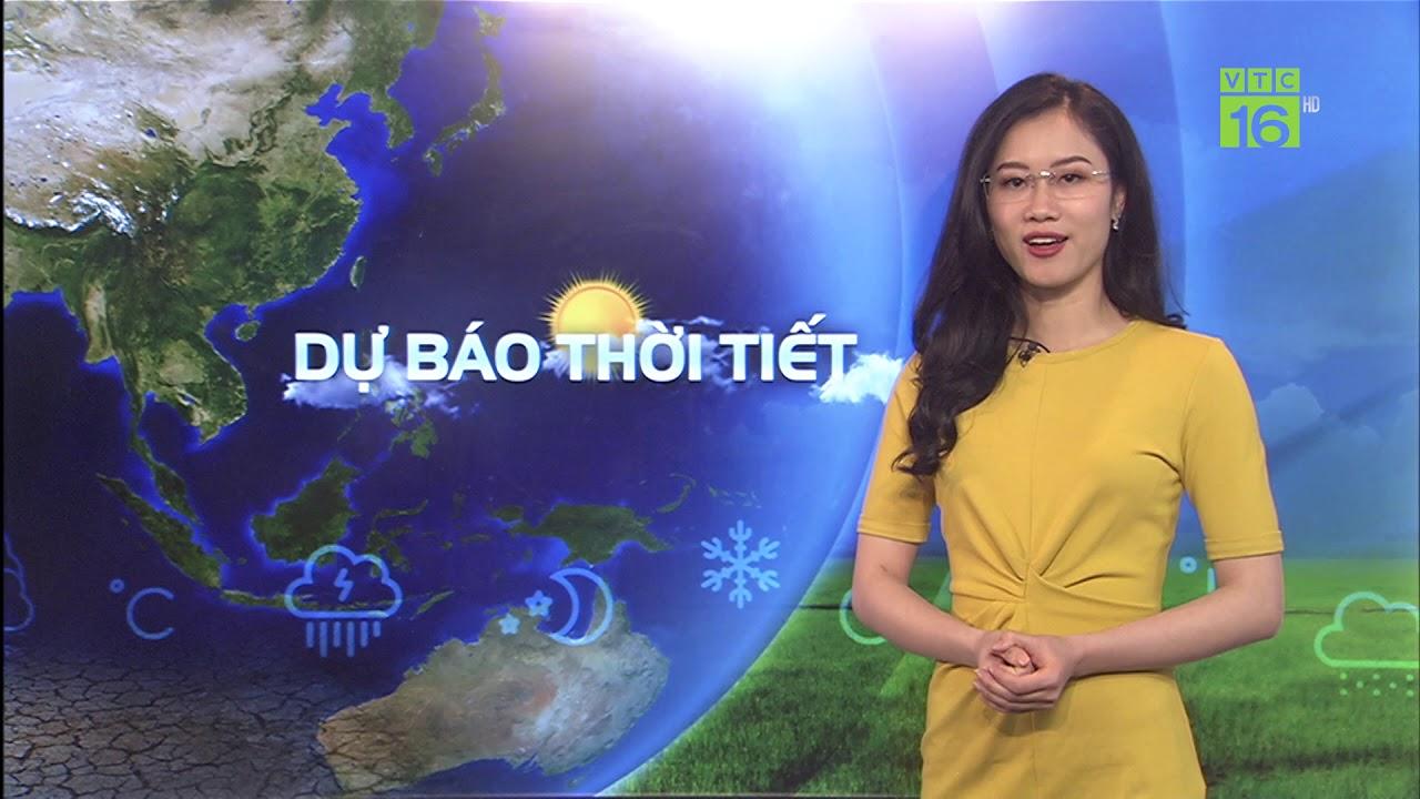 Dự báo thời tiết 26/04/2020 | Miền Bắc mưa rét cả ngày lẫn đêm | VTC16