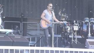"""Bruce Springsteen Belfast 2013 """"Maria"""