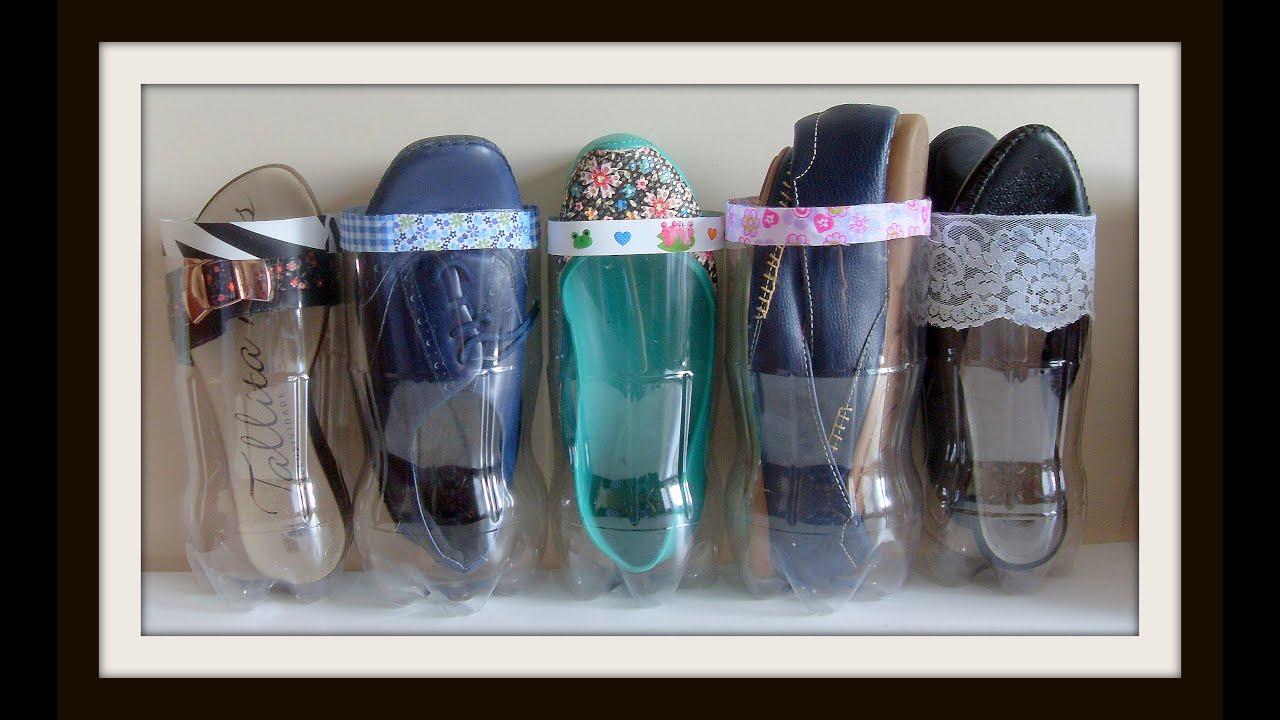 9 ideias para organizar os seus sapatos | Like3ZA