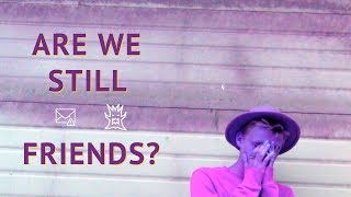 ARE WE STILL FRIENDS - Tyler The Creator Music Video