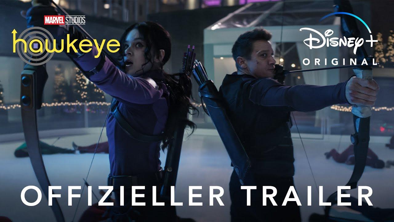 Marvel Studios' Hawkeye | Offizieller Trailer | Disney+